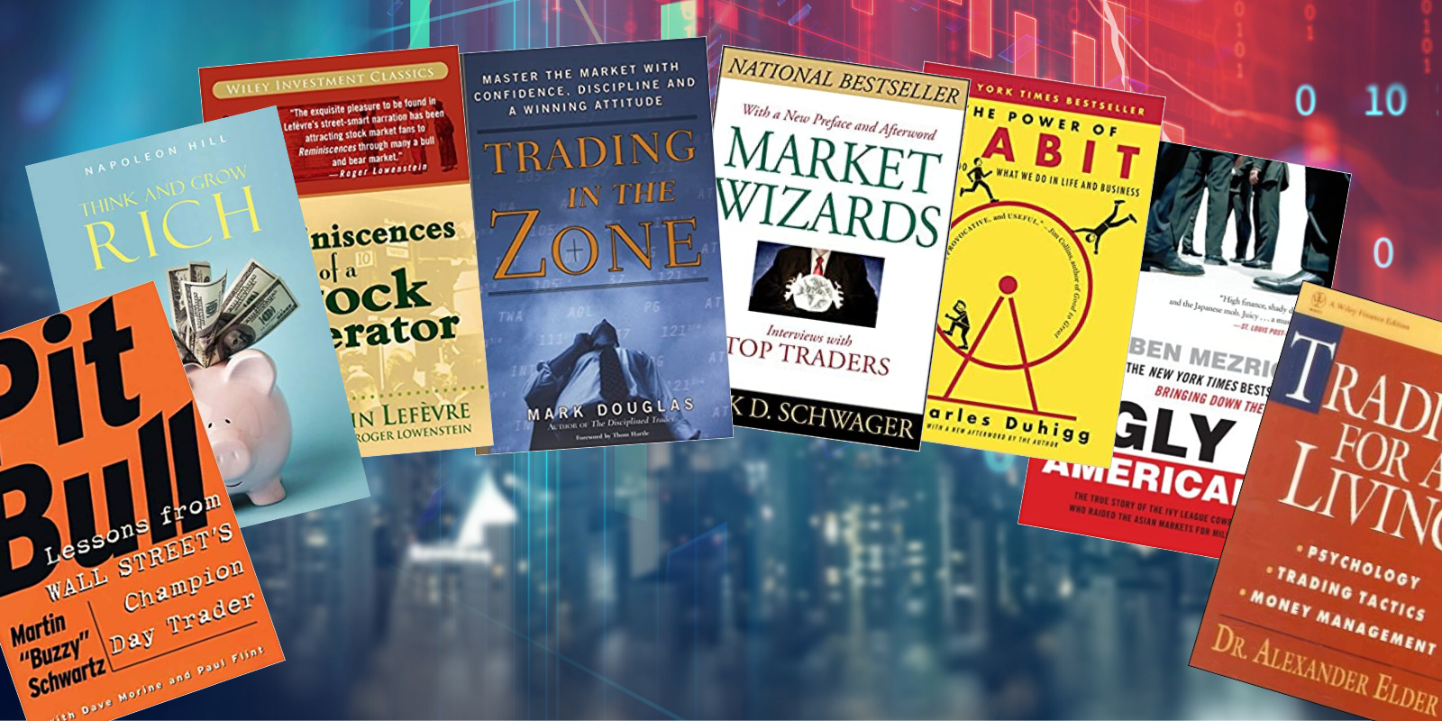 8 Day Trading Books You Need To Read